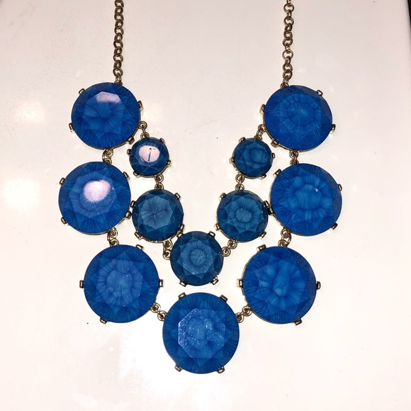 Francesca's Collections Jewelry - Blue Francesca's Necklace